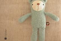 Muñecos Tejidos/Crochet/Toys Crochet/Dolls 5 / by Gato Chirolio !