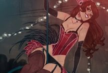 burlesque inspiration / by Mallyn M
