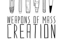 The Creative Life / by Brenda Wilkerson