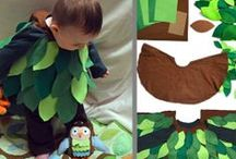 Dress Like a Tree / The Morton Arboretum is hosting a promotion for Arbor Day, April 25, 2014. Children and adults who Dress Like a Tree, Get In Free! Visitors need not pine for a professionally-made costume. Ideas, tips and techniques are all right here.  / by Morton Arboretum
