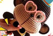 Muñecos Crochet 9 / by Gato Chirolio !