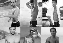 Sexy  / My favorite Men  / by Amanda Doty