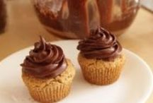 Eat Me: Sweets! Cupcakes. / Cupcake recipes! Mostly vegan, the ones that aren't, are easily veganized. / by The Socially Awkward Ⓥegan.