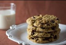 Eat Me: Sweets! Cookies. / Cookie recipes!  Mostly vegan, the ones that aren't, are easily veganized.  / by The Socially Awkward Ⓥegan.