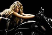 BIKE / HER / do u love the bike or the chick  / by Debbie Sanders