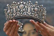 ROYAL'S / KINGS / QUEENS/CROWNS AND ROYAL THINGS  / by Debbie Sanders