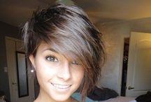 Hair cuts / by Ari R