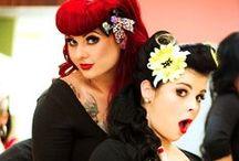 Women's Fashion Inspi' / Rockabilly fashion / by Ruff n Ready Rockabilly