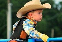 ♪Lil Cowboys & Cowgirls / by Audrey Merchant
