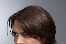 Hairstyles for  Boys and Men / #Mens #hairstyles that will be say to wear, maintain and keep you bang on #trend for #S/S 2013 / by UKHairdressers.com