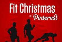 Fit Christmas / Christmas is a great time to focus on getting that head start to the New Year. You can allow yourself some indulgence provided, of course, you've earned it on the run-up to the day ;) / by Neila Rey