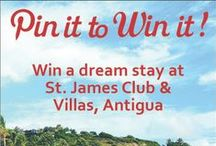 WIN A DREAM STAY IN ANTIGUA / http://budgettravel.com/contest/pinterest/enter-to-win-a-dream-stay-in-antigua,2/ RULES: http://www.budgettravel.com/feature/official-win-a-dream-stay-in-antigua-sweepstakes-rules,21053/ / by Kasey Williams