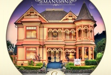 Gingerbread Mansion Bed and Breakfast / by Gingerbread Mansion Inn