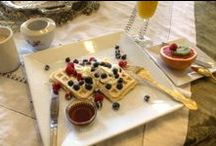 Breakfast and Afternoon Tea & Wine @ The Gingerbread Mansion / by Gingerbread Mansion Inn