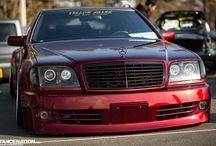 Mercedes Benz / by Chris Bachmann
