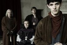 Merlin / Love this show!:) / by Hannah