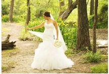 Weddings / Wedding Dresses, make-up, decorations, places, and hair do's and Cakes  / by Tessa Hanson