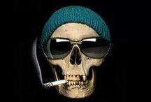 Skull / Skull related / by ❤Crys✿Art❤