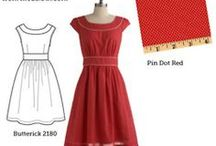 Sewing - Dresses / by The Sewing Me