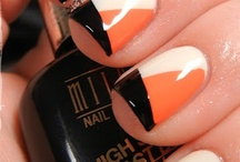 Make a Nailment! / Nails are the perfect way to express and show who you are. They can never be under done or over the top. / by Cherisa Pelle