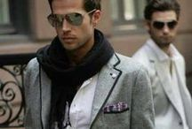Dapper / I love a man who is well dressed. The sexiest thing a man can wear is a suit.  / by Cherisa Pelle