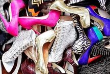 In love with shoes / by Mariana Lopez