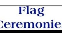 AHG Flag Ceremonies / by AHG KSMO