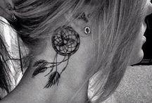 My Style - Tattoos / Tats I want & admire  / by Angi Myers-Broom