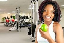 Healthy Living Is Me / by Sherldine Tomlinson