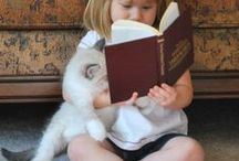 Reading Pleasures / by Barb Engelen