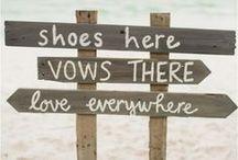 BEACH WEDDING IDEAS / by Luxury Cayman Villas