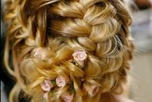 HAIR,   LOTS  OF HAIR / by Rita Luke