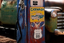 Cool Trucks / Eclectic Mix of Old Pick-up Trucks, Etc. / by William Beard
