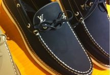 Sneakers, Shoes & Boots / by Bernard Stennett