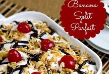 Yummy Dessert Recipes / Dessert anyone? Heck yeah!! Let's get Pinterest fat together!!!  / by Myki