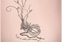 Tattoo ideas / Getting another tattoo (on my ribs) and running low on inspiration. / by Alex Archibald