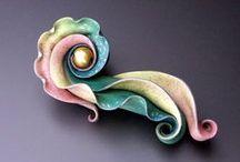 Polymere materials - creation / by Vladislava Pohludková
