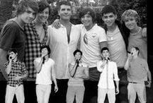 One Direction / The 5 guys the WORLD loves!!!! / by Jessica Horan