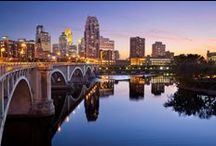 Minneapolis - St.Paul - My Home / by Pam Potter