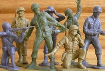 Miniature Toy Soldier / by Tradition of London