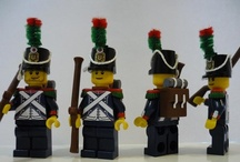 Lego Soldiers / by Tradition of London