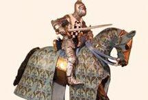 Del Prado Collection / A toy soldiers Collection of Del Prado. / by Tradition of London