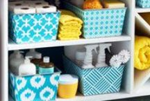 Organize Everything / by Our Secondhand House
