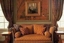 the Dutchess's livingroom / by The  Dutchess .