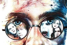 Harry Potter:D / by Cassie Mosher