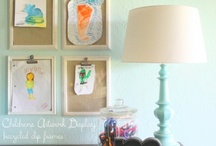ideas for the nursery hall / by Angelina Pavone