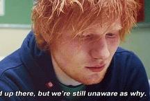 Ed Sheeran<3 / by Cassie Mosher
