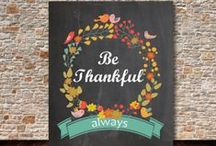 Thanksgiving / by Beth Hale