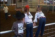 COWBOY/COWGIRL KIDS / The fun stuff for little cowboy and cowgirls. / by DANCING COWGIRL DESIGN