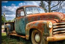 pick up / Chevrolet pick up / by William Mouys